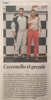 Cecconello Newspaper Cittadino Monza & Brianza